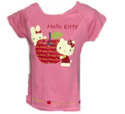 Hello Kitty T-Shirt Apple P