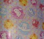 Hello Kitty Geschenkpapier Friends