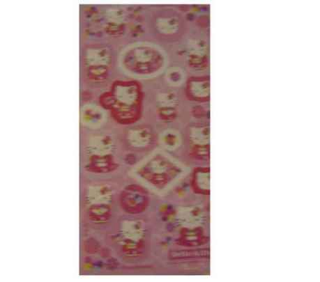 Hello Kitty Klebesticker Japanese