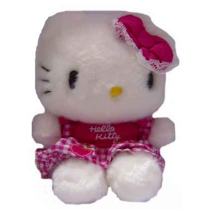 Hello Kitty Pl�schfigur Apron