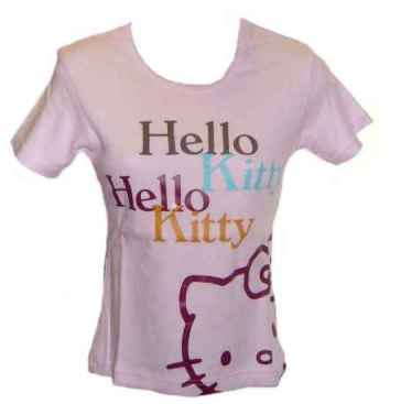Hello Kitty T-Shirt LAYER LP
