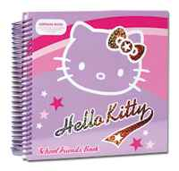 Hello Kitty Friends Freundebuch