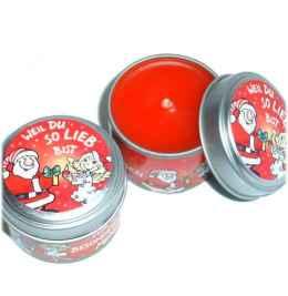 Weihnachten Duftkerzen