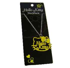 Hello Kitty Kette XL Pop YELLOW