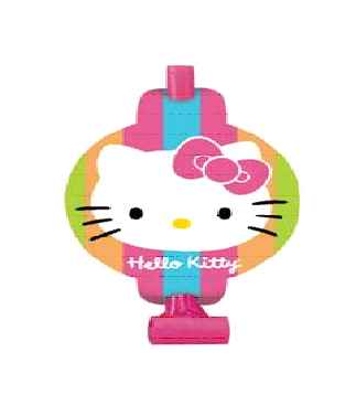 Hello Kitty Party BLOWOUTS
