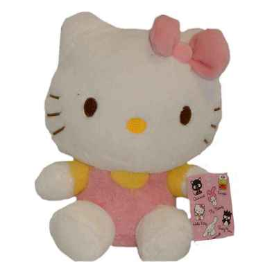 Hello Kitty Pl�sch Friend