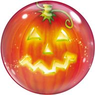 Halloween - Folienballon K�rbis