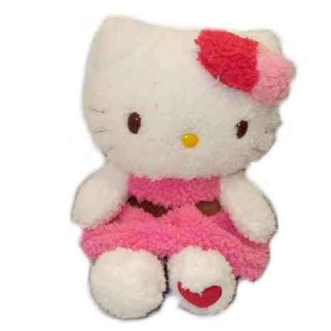 Hello Kitty Pl�sch Love