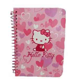 Hello Kitty Notizblock Heart