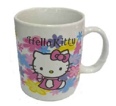 Hello Kitty Kaffeebecher Daisy