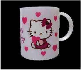 Hello Kitty Tassen