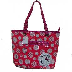 Hello Kitty Tasche DOTS,Pink