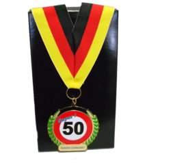 Orden mit Zahl 50