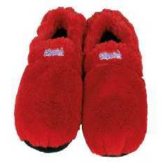 Slippies Deluxe ROT PLUSH