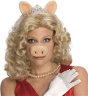 MISS PIGGY Per�cke im Set
