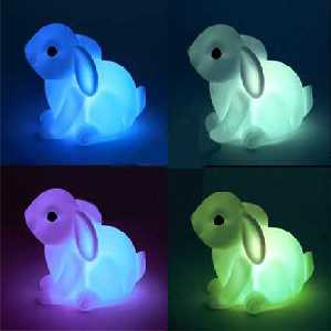 Oster-Hasen-Lampe