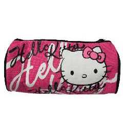 Hello Kitty Federtasche Graffiti PINK