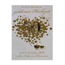 Zur goldenen Hochzeit -Gl