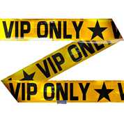 VIP only - Absperrband