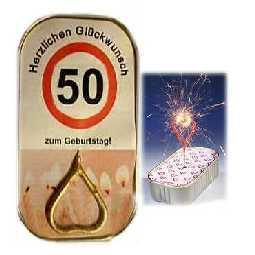 50. Geburtstag Geschenke, Deko / Geburtstagsgeschenke ...