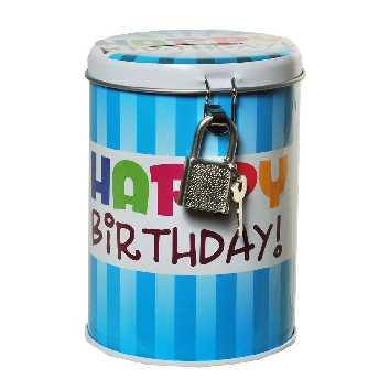 Spardose zum Geburtstag