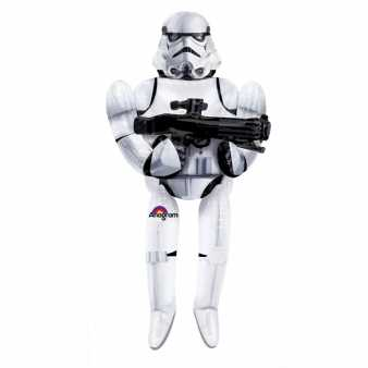 Star Wars Folienballon Storm Trooper