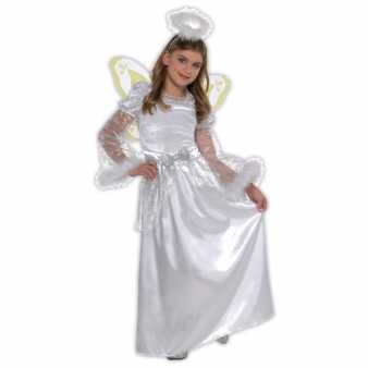 Angel Kost�m f�r Kinder