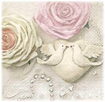 Hochzeit Papier Servietten