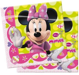 Minnie Party Servietten