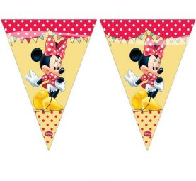 Minnie Party Wimpelkette