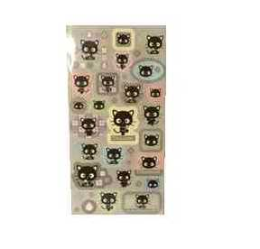 Chococat Stickerbogen