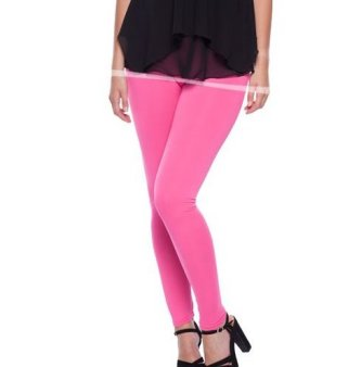 Leggins in rosa