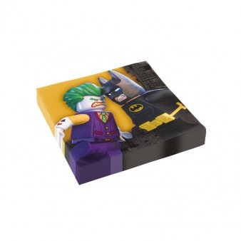Servietten Lego Batman