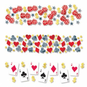 Poker Konfetti Casino, 3 in 1