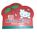Hello Kitty-Notizblock CHERRY