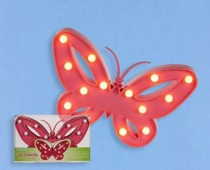 LED Schmetterling