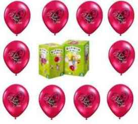 Helium mit 20 x I love you Ballons