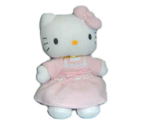 Hello Kitty Plüsch Maskottchen Fleece
