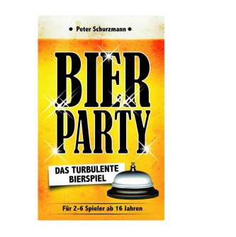 Bier Party - Partyspiel