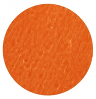 Metallic-Konfetti rund 2cm, orange, 15g
