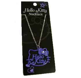 Hello Kitty XL Kette Pop BLUE
