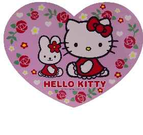 Hello Kitty XXL Sticker
