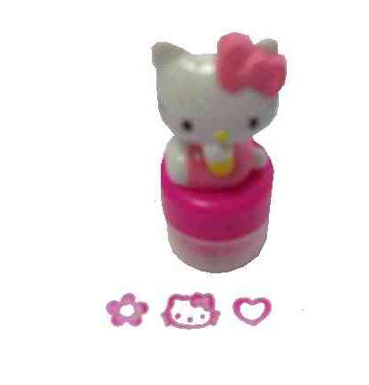 Hello Kitty Stempel PINK