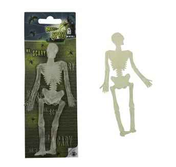 Halloween - Glow in the Dark Skelett