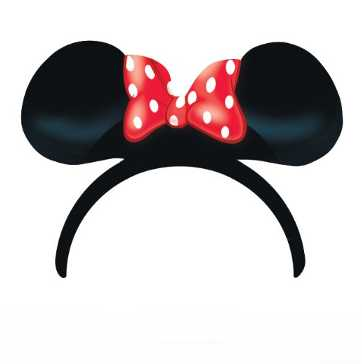 Minnie Mouse - Haarreifen