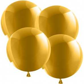55cm Riesenballon - Metallic - Gold