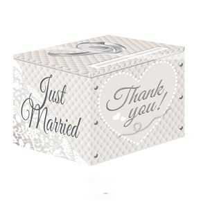 Just Married XXL Briefbox