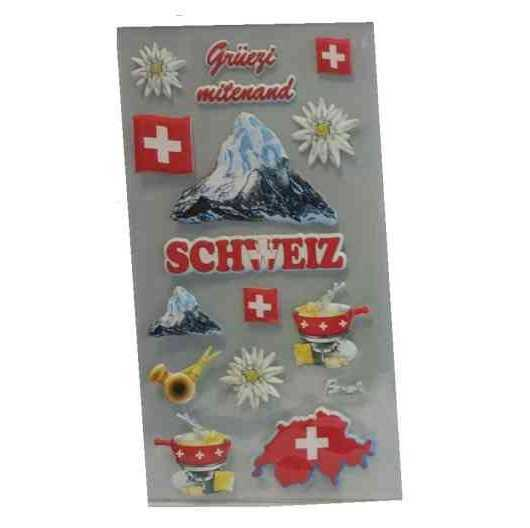Softy Sticker Schweiz