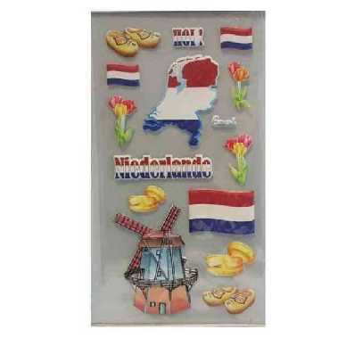 Softy Sticker Niederlande