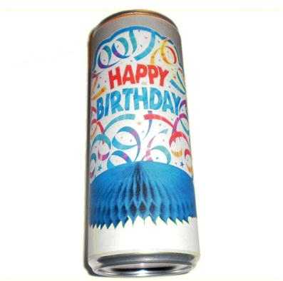 Happy Birthday Energy Drink